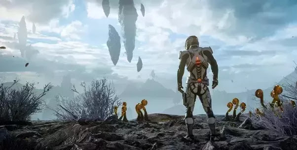 Mass Effect Andromeda Most Graphic demanding PC Games 2020