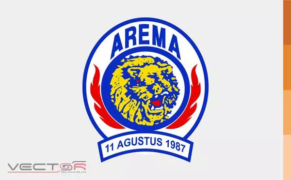 Arema Indonesia (1996) Logo - Download Vector File AI (Adobe Illustrator)