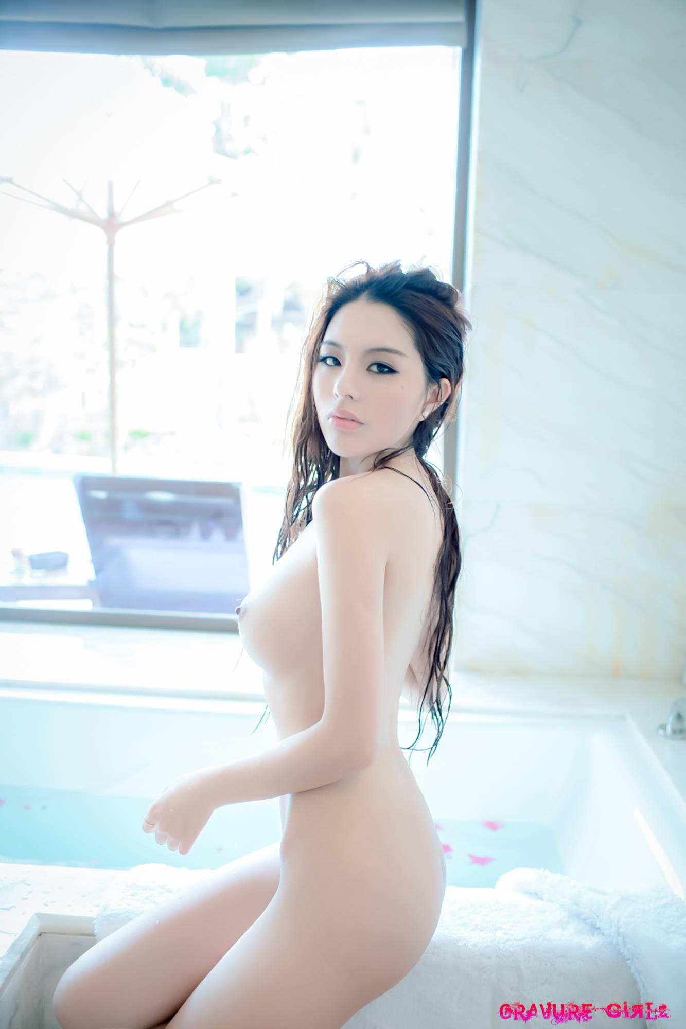 Gorgeous big tits model krystal swift public gangbang orgy 8