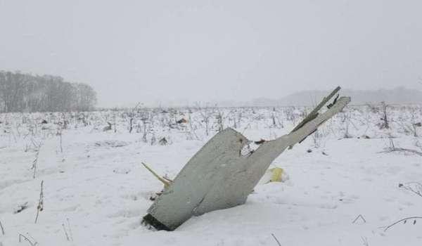 71 Maut Dalam Nahas Pesawat Rusia