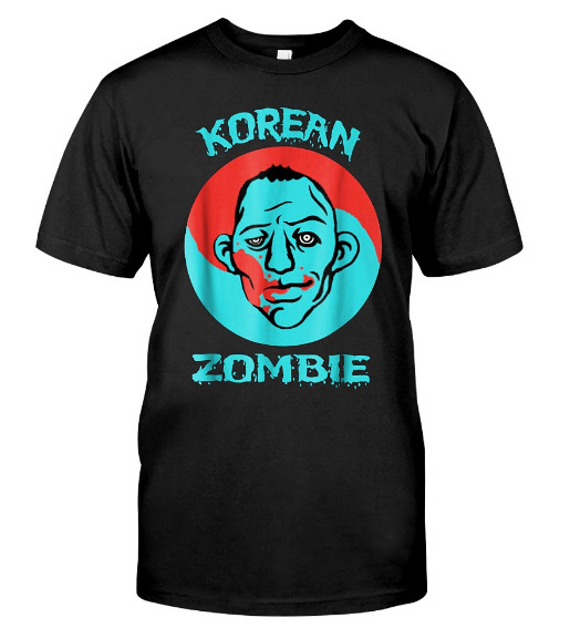 Korean Zombie Chan Sung Jung T Shirts Hoodie. GET IT HERE