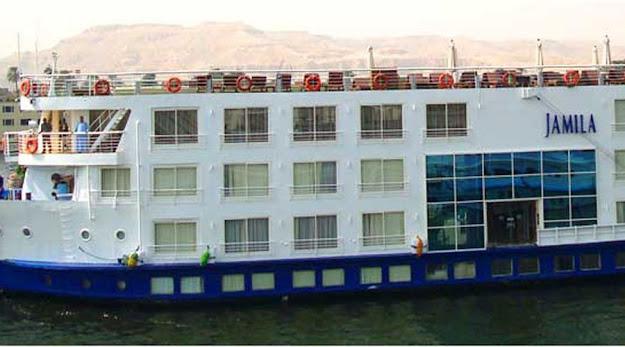 M/S Al Jamila Cruceros por el nilo