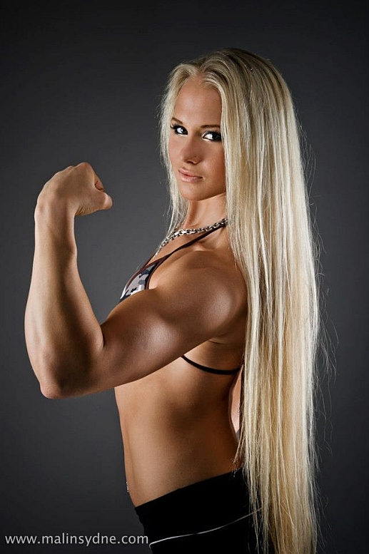 Naked Wrestling Female Fitness Model Pictures 72