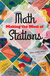 Math stations or math centers are found in almost every classroom, but do you feel that you are getting everything they are worth out of them? Follow these steps to ensure that your students are engaged, learning, and mastering tough concepts through the use of math stations or math centers.