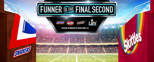 SNICKERS SKITTLES and M&M'S are celebrating football season by giving sports fans a chance to enter daily to win a free trip to the 2021 Super Bowl!