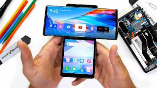 Lg Wing Dual Covert Phone Introduced Inward India Today: Expected Price Together With Features