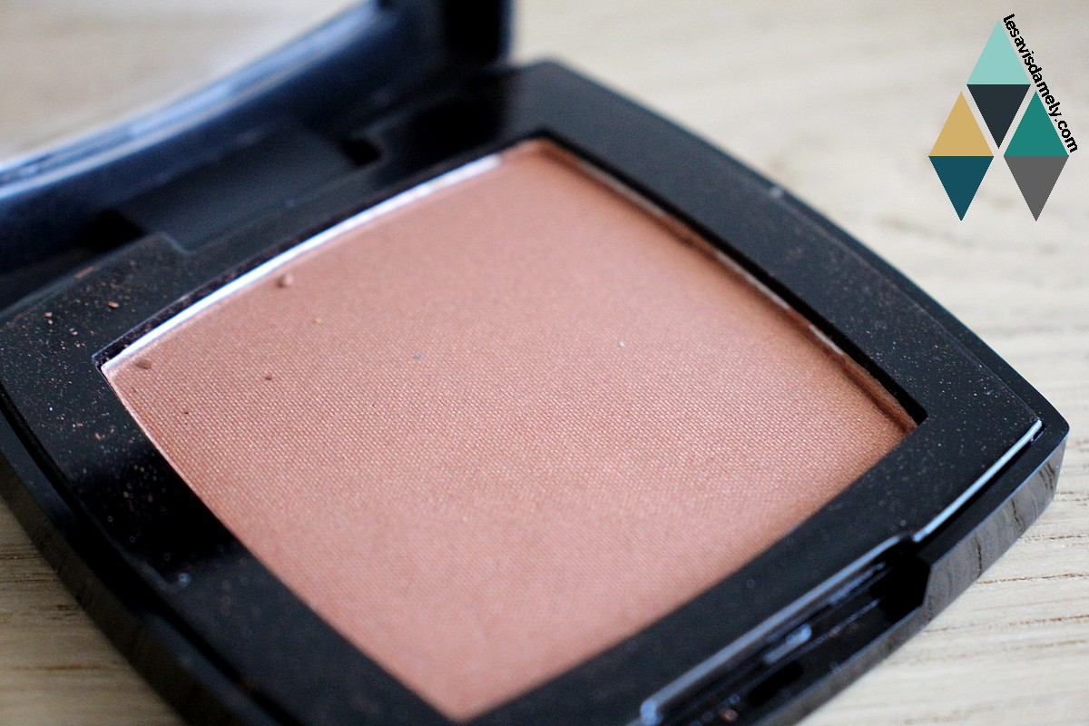 test et revue makeup poudre