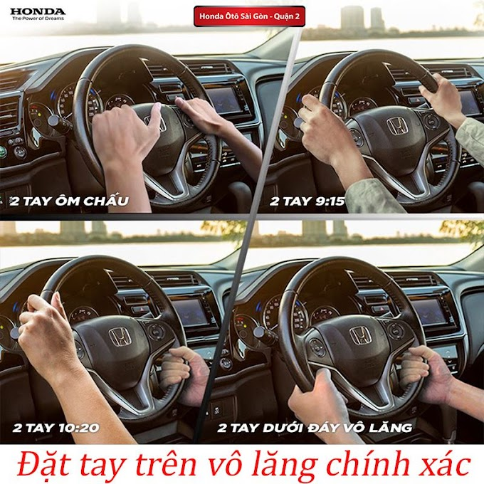 Top 8 kỹ năng lái xe ôtô cực hay dành cho chủ xế