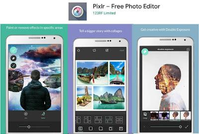 aplikasi edit gambar di android