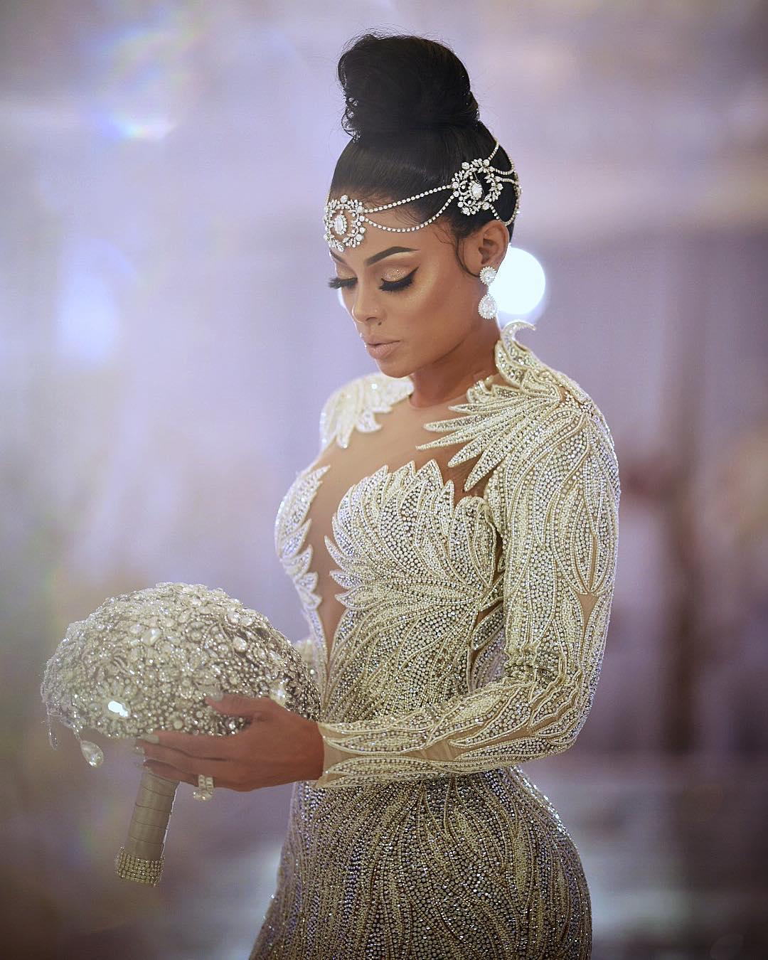 93806324273 Gucci mane Lavished   1.7 million on wedding (Gucci mane weds Keyshia  Ka oir)