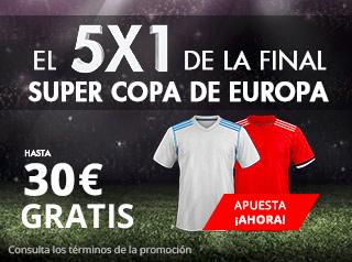 suertia promocion final super copa europa Real Madrid vs United 8 agosto