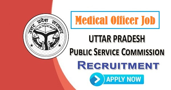UPPSC MO Jobs 2021 for 3620 Posts