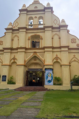 Santo Domingo Church in Batanes