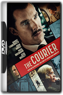 The Courier [2020] [DVDR R1] [Latino]