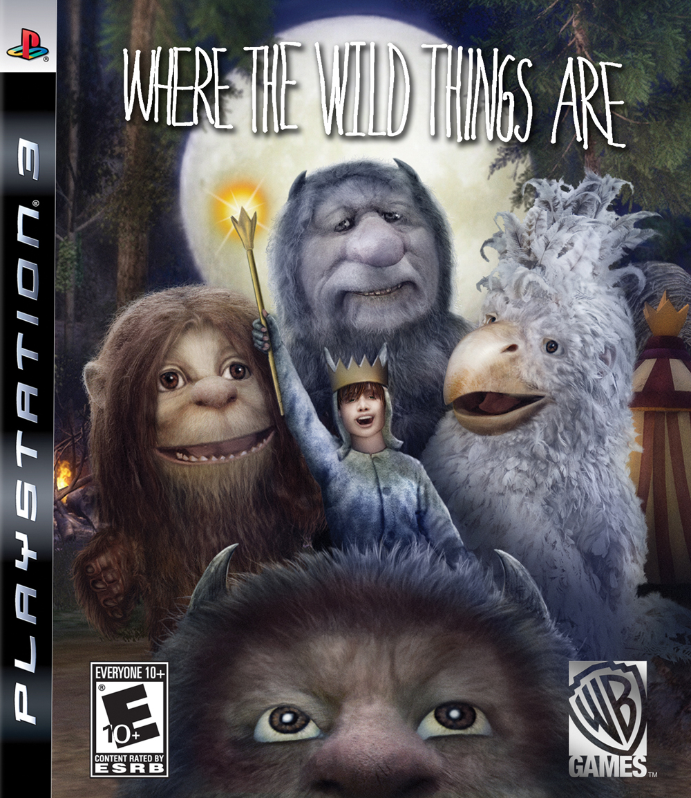 [GAMES] Where the Wild Things Are – ATAX (PS3/EUR)