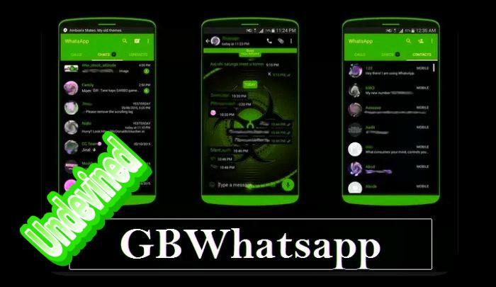 Ulasan Whatsapp Mod Gbwhatsapp