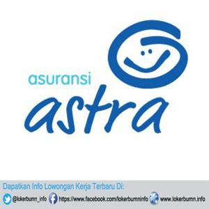 Informasi Lowongan Kerja PT Asuransi Astra terbaru di Jakarta