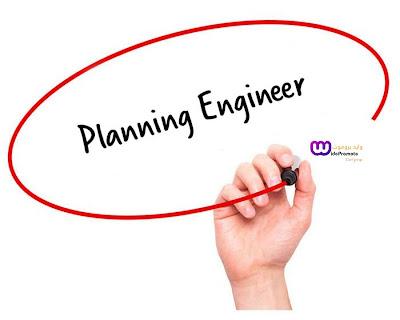 مهندس تخطيط وظائف