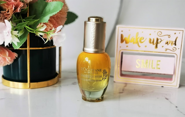 Loccitance En Provence Divine Youth Oil Review