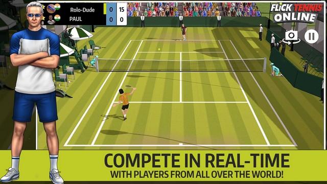 أفضل ألعاب التنس للايفون