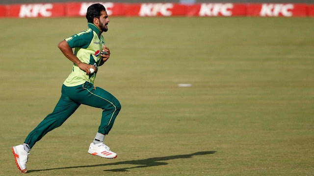 'I was a bit nervous before the game...very happy to perform in decider' - Hasan Ali