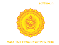 Maha TAIT Exam Result