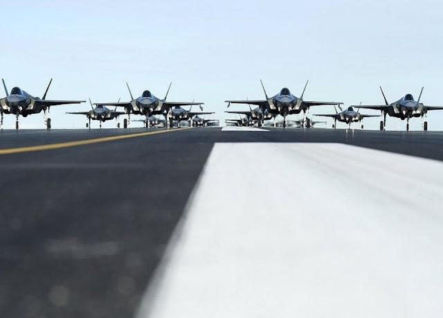 La Polonia ha acquistato 32 jet da combattimento F-35 dagli Stati Uniti per $ 4,6 miliardi