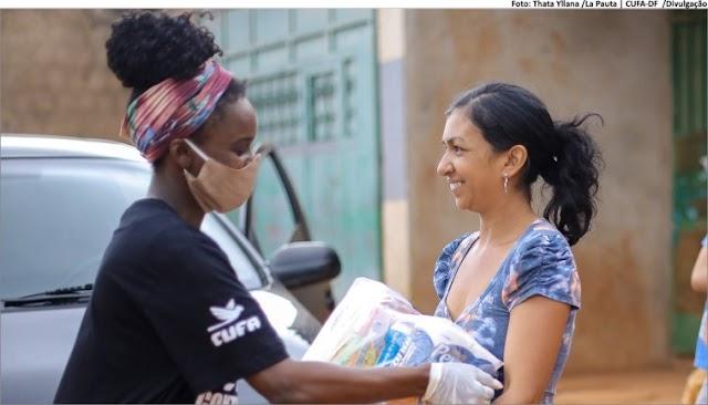 JERI SOLIDÁRIA - Campanha de arrecadação de alimentos e agasalhos da Vila Jeri