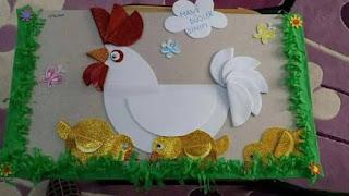 أفكار لعمل أنشطة فنية لأطفال الحضانة 11900025_16058589630