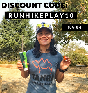 Tanri Sunscreen discount code runhikeplay10