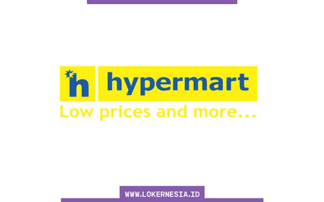 Lowongan Kerja Hypermart Tangerang Juli 2021