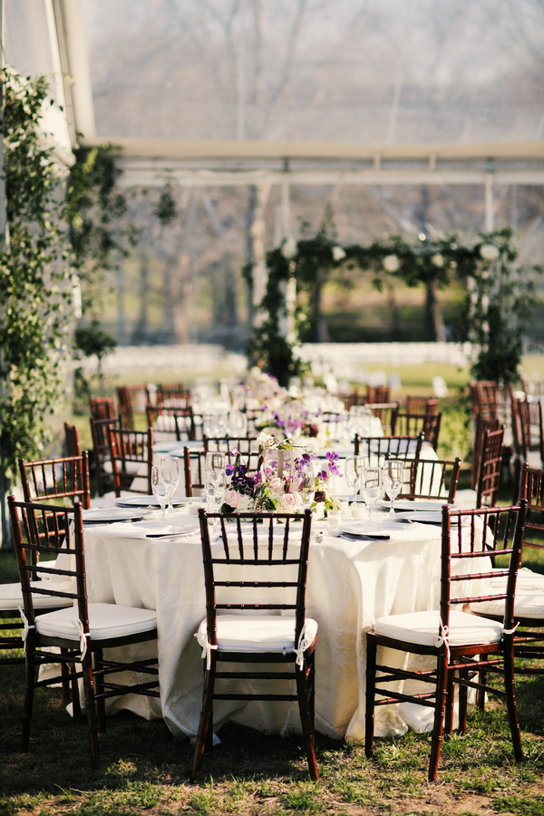 Rustic+classic+traditional+black+tie+platinum+wedding+bride+groom+rowing+country+club+purple+modern+succulents+succulent+centerpieces+lighting+lights+Gideon+Photography+8 - Black Tie & Cowboy Boots Required