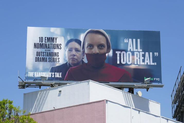 Handmaids Tale 2020 Emmy nominee billboard