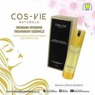COSVIE Woman Hygiene Treatment Essence (Pembersih Miss V)