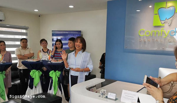 Bacolod dentists for kids - Bacolod dental clinic - Bacolod blogger - Dr. Dianne Margaret Lim-Militante - Dr. Eltton Lim - Dr. Gelo Militante - sisters - Comfydent Dental - Bacolod City - Bacolod dentist for kids - oral surgery in bacolod - Bacolod dental surgeon - Bacolod general dentistry - Victory Bacolod - Ptr. Rhia Mora