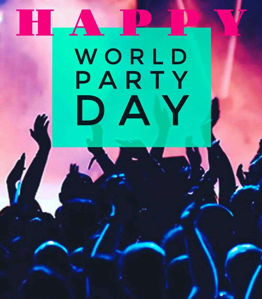 World Party Day Wishes