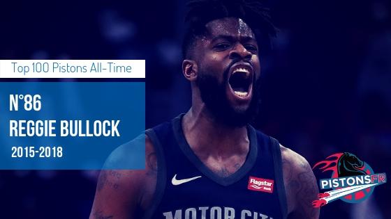 Reggie Bullock | PistonsFR, actualité des Detroit Pistons en France