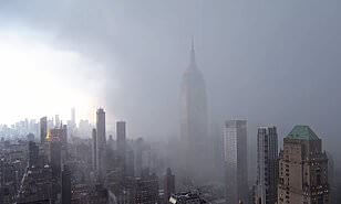 New York City,snow,squall,squall