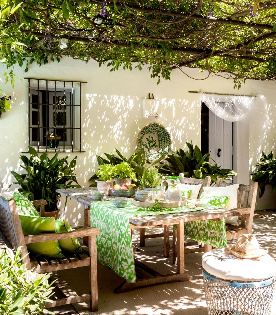 Hogar diez llena tu hogar de tejidos primaverales for Tejidos decoracion hogar