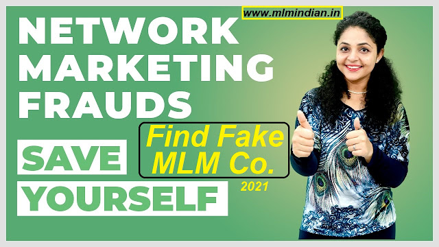 How to find fake mlm company