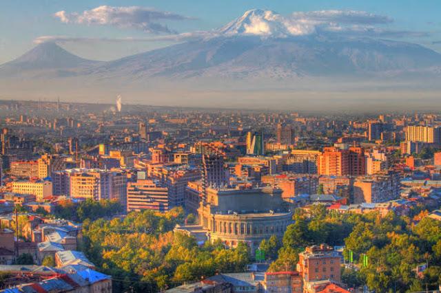 Ereván es la ciudad más cara del sur del Cáucaso