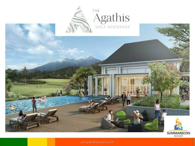 Club House Agathis Golf Residence