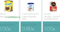 Logo Buoni sconto Nesquik, Gocce di cioccolato Bianco e Latte Condensato Nestlè!