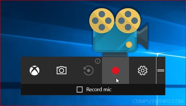 تحميل برنامج تسجيل شاشة مجاني للكمبيوتر للاجهزة الضعيفة