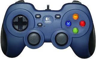 Logitech F310 PC Game Controller -features