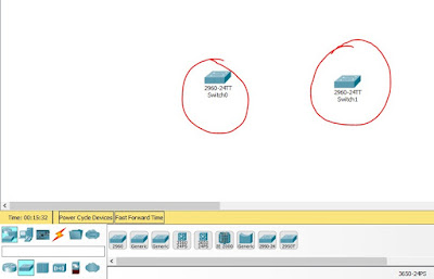 Packet Tracer configurar switch