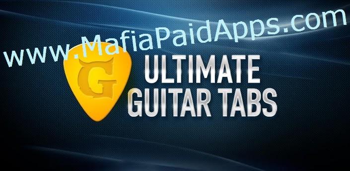 Ultimate Guitar Tabs Chords V464 Apk Mafiapaidapps