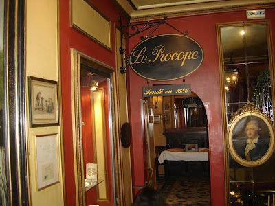Revolucionarios parisinos, Revolución francesa, cafés míticos