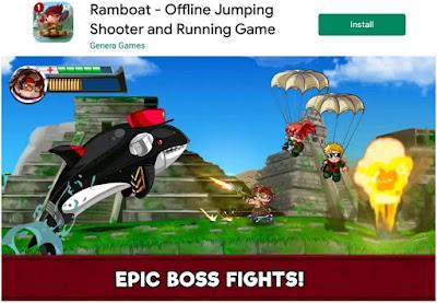game hd offline android terbaik