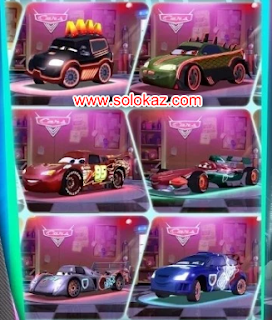 Cars: Fast as Lightning Mod Apk v1.3.4 Unlimited Money Gratis Terbaru